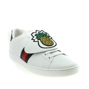 Gucci 481152 Pineapple Sneakersx Size 38.5 184693